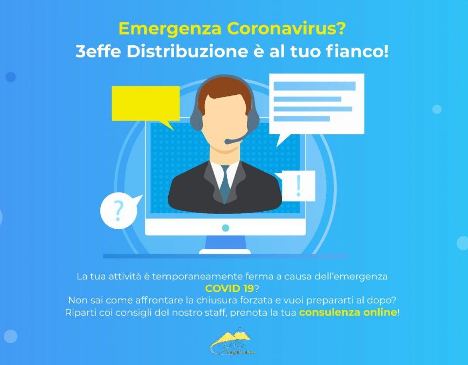 consulenza gratuita emergenza COVID 19